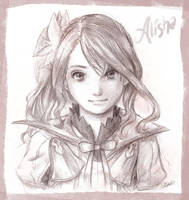 Alisha - Tales of Zesteria by Dice9633