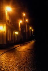 Old Riga by Hameleon