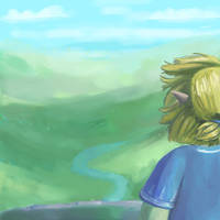Breath of the Wild by TiredHierophant