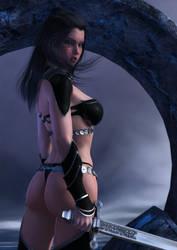 Lady Ravenscar by shotgung0d
