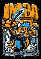I-M-B-A by shoden23