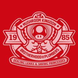 Brotherhood of Plumbers by shoden23