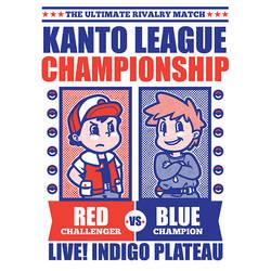Kanto League Championship by shoden23