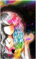 gaining colour. by Demachic