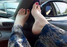 Fresh odor in the car by KasumiReikaMichelle
