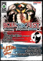BoemTikFest | Juggernaut by dnz85