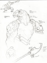 Dominion's Light concept artwork by BrandonEaston2009