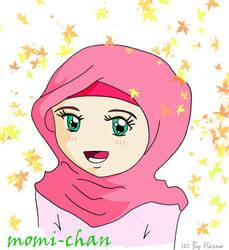momi-chan by Qaiqab