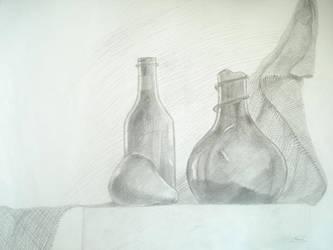 Still life-1 by Qaiqab