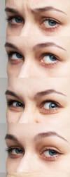 Eyes ref 3/4 by Miko-Noire