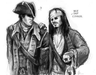 Jack and Connor by WaleVale