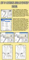 Manga Screentoning Tutorial by juri0juli