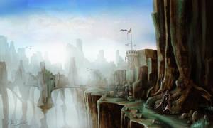 RockyCastle by al-din
