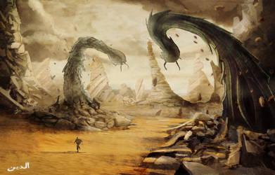 Worms by al-din