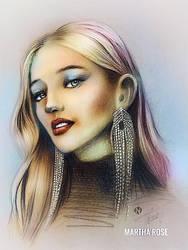 Martha Rose by NickMoscovitz