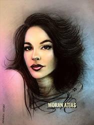 Moran Atias by NickMoscovitz