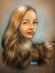 Maya by NickMoscovitz