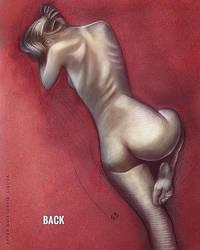 Back - based on Vitoria Lisova  by NickMoscovitz