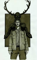 Will Graham by Conde-Hiro