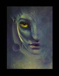 Neytiri by lorenzothekiller