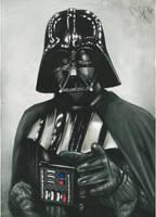 Lord Darth Vader by lorenzothekiller