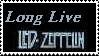 'Long Live LedZeppelin'Stamp by SekerAsar
