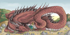Dragon Swing by Crystalchik