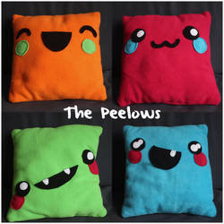 PEELOWS by newbee-work