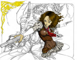fable 2 style redoing this one by Fatal2Die