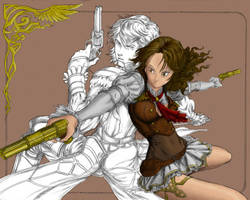 fable 2 style redone by Fatal2Die