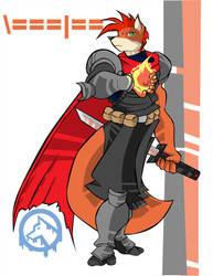 Crimson 2.0 by Inspectornills