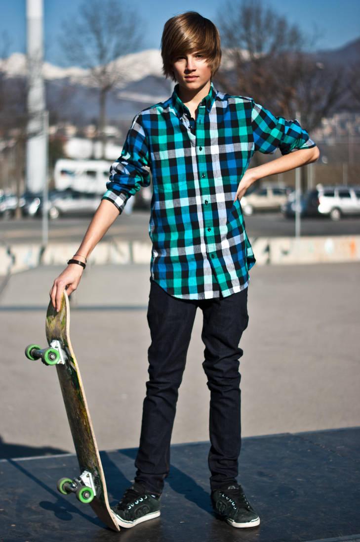 Skaterboy by AndreyAk