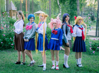 Sailor Moon VI by Molza