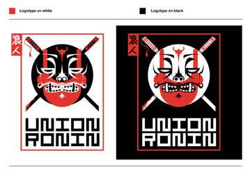 Union Ronin Logo by Jawa-Tron