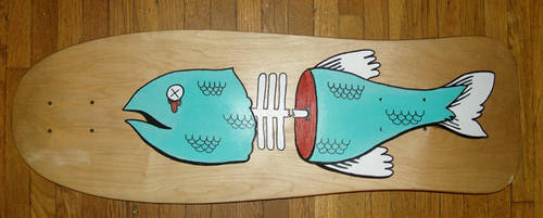Dead Fish Deck by Jawa-Tron
