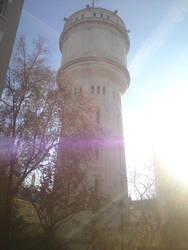 Tower of light by otaku9999