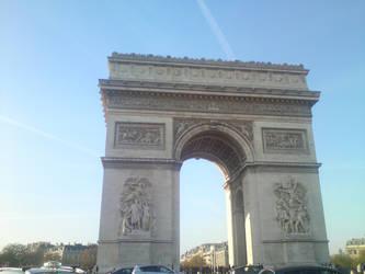 Arc de triomphe by otaku9999