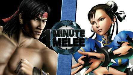 OMM S2E11: Liu Kang vs Chun-Li by Chris-Thunder-kun