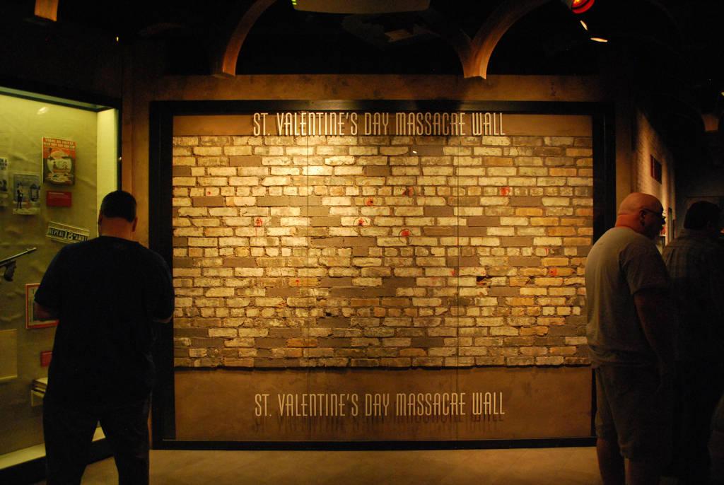 St Valentines Day Massacre Wall By Tno 794 On Deviantart