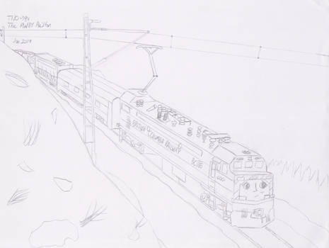 Train Wiring Diagram