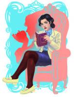 Snow White by A-dellaMorte