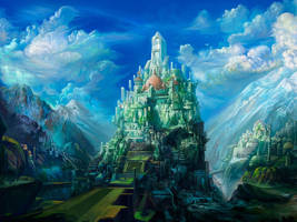 Futuristic World by e-designer