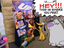 2 Stupid Dogs vs. Pixar by torquesmacky