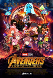 The most ambitious crossover event, ruined by JustaRandomGourgeist