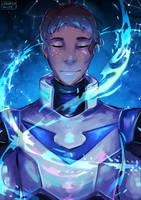 The Blue Paladin [VLD] by leboredinlife