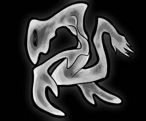 Drawtober ~ Spirit by HauntedLantern