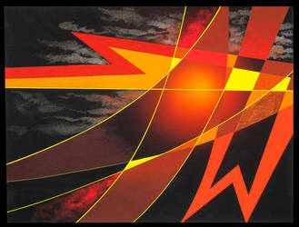 Wyatt's Torch by Volcannah