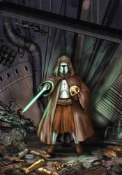Jedi Jawa by Volcannah