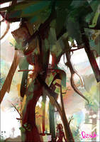 KitschLand 13: Chocolate Eve. by sephyka