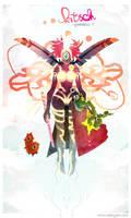 KitschLand 7: Kitsch Goddess. by sephyka